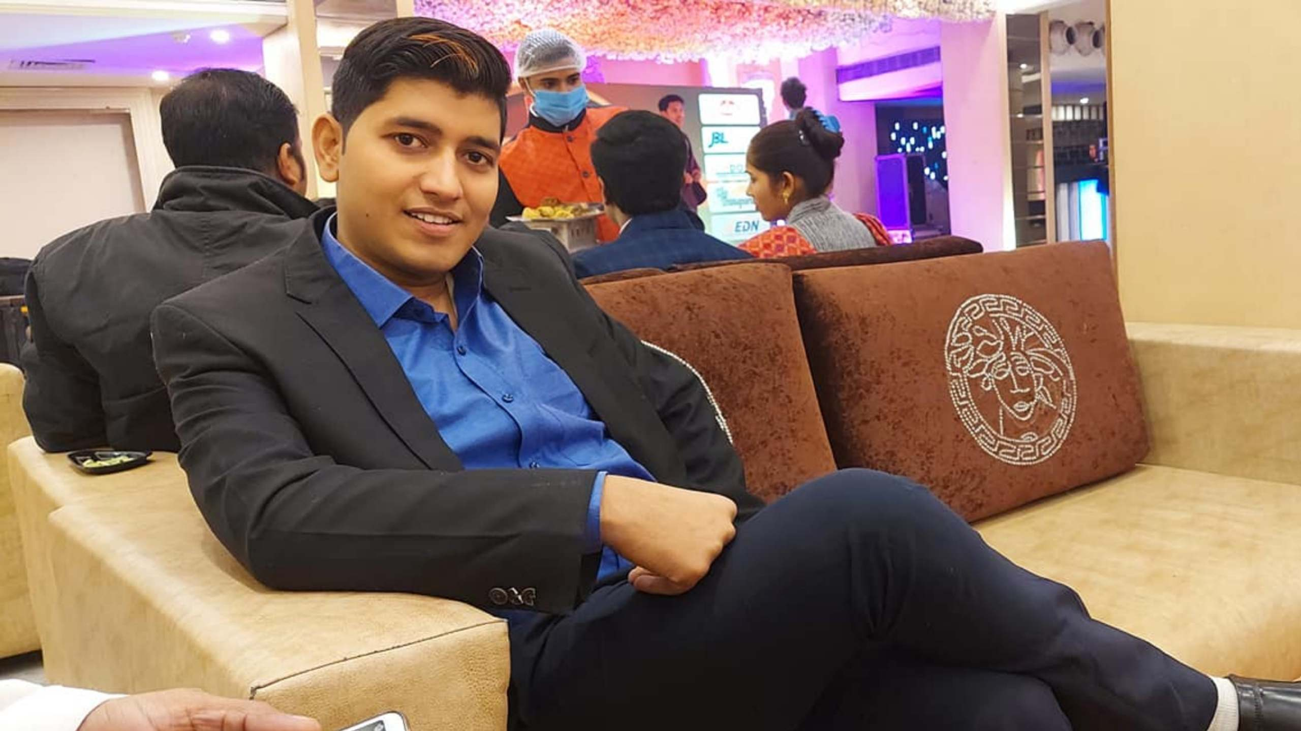 India's youngest scientist Gopal Jee from Bihar